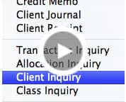 Client Inquiry Movie