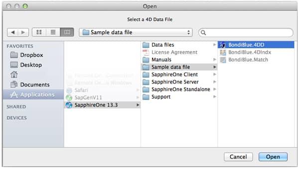 Select_dataFile