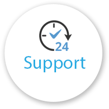 SapphireOne Supports Plan 24 hours 7 days week