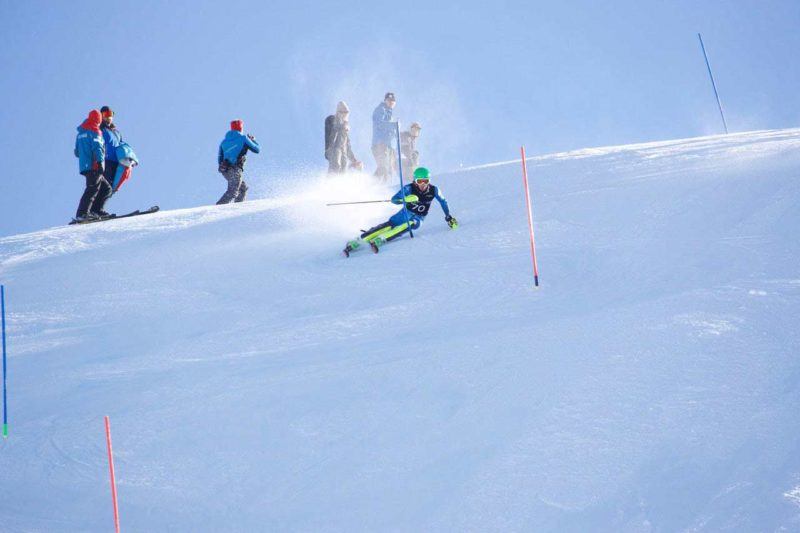 SapphireOne sponsored for the Skiing World Championship