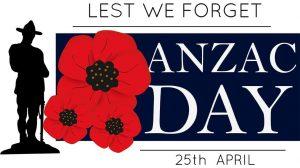 ANZAC Day 2019 SapphireOne