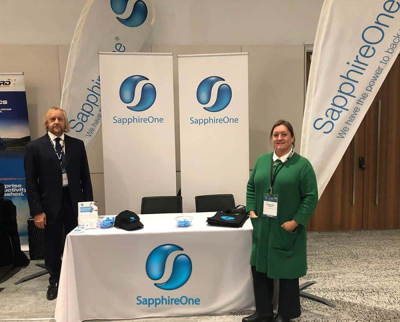 SapphireOne a partner of GS1 Australia, exhibits at their Nexus Conference in Melbourne 14 May and Sydney 17 May 2019. GS1 is celebrating its 40th Anniversary in selecting a single standard for product identification — the barcode.